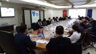 TUYEP Projesi Başlangıç Toplantısı