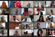 TUYEP Projesi kapsamındaki 1. Yönlendirme Komitesi